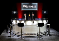 Transportable Bar Systems For Hilton Hotels