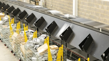 Large Scale Industrial Conveyor Installations