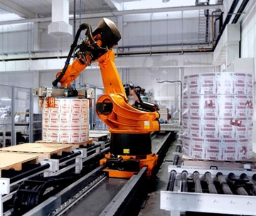 Robotic Palletising Systems Installers