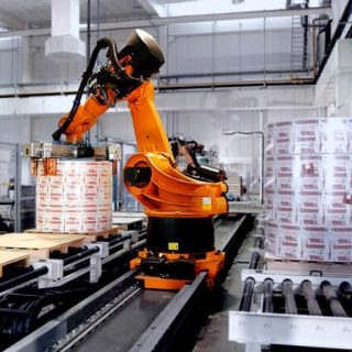 Flexible Robotic Palletising Systems