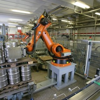 Robot Palletising Cell Solutions