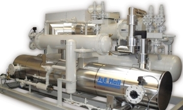 Water Chillers for Marine Systems