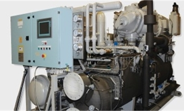 Condensing Units for Marine Systems