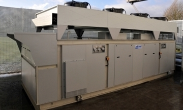 Refrigeration Equipment for Cruise Ships