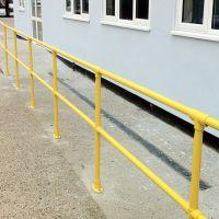Bespoke Handrail And Balustrade Fabrication In Central London
