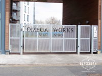 Bespoke Electric Metal Gates Fabrication In Essex
