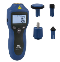 PCE-DT65 Optical & Contact Tachometer