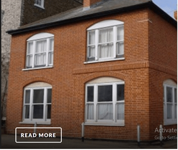 Blast Cleaning Sevices For Brick Restorations In London