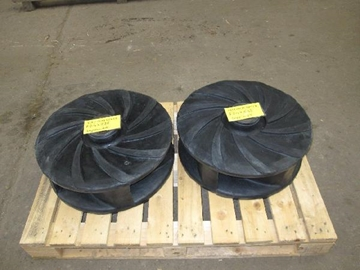 Impellers For Warman Pumps