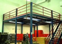 Mezzanine Flooring For Storage In Basingstoke