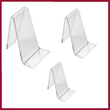 Acrylic / Perspex Display Supports & Props Acrylic