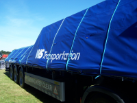 Truck Sheeting For Haulage