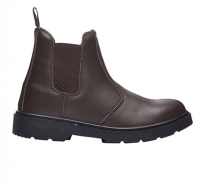 'Blackrock' Leather Dealer Safety Boots
