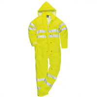 'Portwest' Sealtex Ultra Hi Vis Coverall