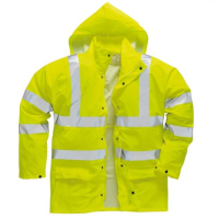 'Portwest' Sealtex Ultra Unlined Hi Vis Jacket