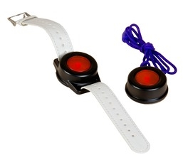 Message Programmable Waterproof Panic Buttons For Care Professionals In The Uk
