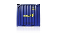 Refrigerated Storage Containers For Offshore Applications
