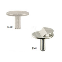 Low Profile Pin Stubs For FIB Applications
