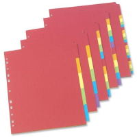 Recycled Dividers 12 part