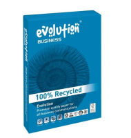 Evolution Business Hi-White Recycled Paper A4 120gsm x 250 sheets