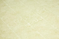 Croxley Heritage Ivory Wove A4 100gsm Watermarked Letter Paper
