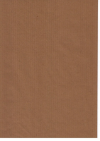 Ribbed Brown Paper A4 90gsm