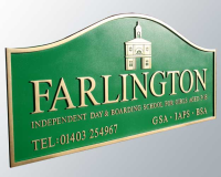 Specialist Manufacturers Of Finely Detailed School Signs