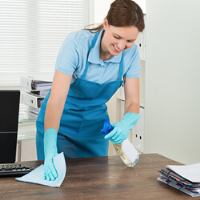 Office Desk Cleaning Services