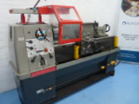 """Colchester Triumph 2000 50"""" Gap Bed Centre Lathe with additional guarding"""