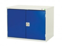 BOTT Verso 1m Wide Heavy Duty Cupboard 2 Shelves (50kg capacity per shelf)