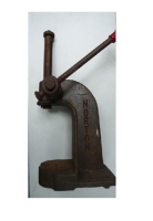 """Norton 8"""" Bench Press Hand Operated"""