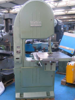 Wadkin 20BZB Vertical Band Saw