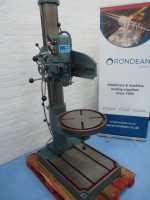 "Arboga Maskiner Model:ER825 24"" Radial Arm Drill"