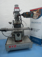 Used XYZ KR-V2000 Turret Mill with Proto TRAK CNC control EXCELLENT CONDITION