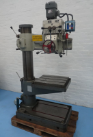 "Used Qualters & Smith R2 24"" Radial Arm Drill"