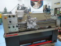 "Used Harrison M300 40"" Gap Bed Centre Lathe"