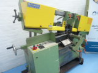 Used Bauer HS2650A Automatic Band Saw
