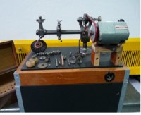 Used Star Watch Clock Makers Lathe