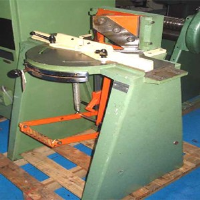 Used Orteguil 110-86 Twin Mitre Cutter