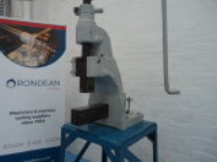 Used Norton Fly / Bar Press on stand