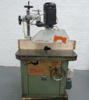 Used Wadkin BER 3 Spindle Moulder with Maggi Steff Auto Feed