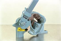 Used Whitney Hand Operated Angle Cropper