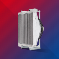 Air Cooling Systems For Construction Machinery