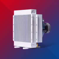Compact Air / Oil Cooling Systems