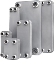 Brazed Plate Heat Exchangers For Drinking Water