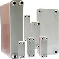 V Corrugated Heat Transfer Plates