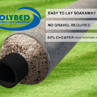 Soakaway Systems For Retaining Wall Drainage Systems