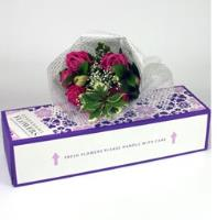 High Impact Flower Packaging