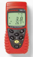 Portable Dual Channel Thermometers
