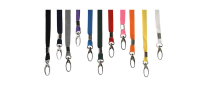 Unprinted Lanyards For Conferences